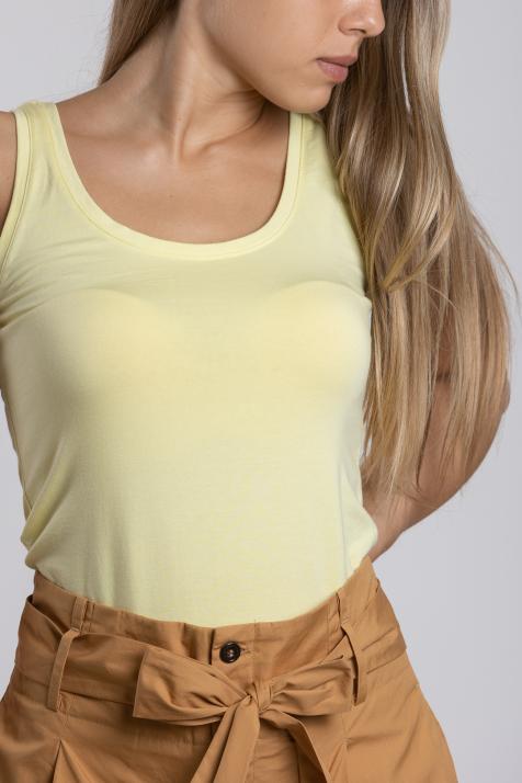 Ženski top Essential Cotton Strech