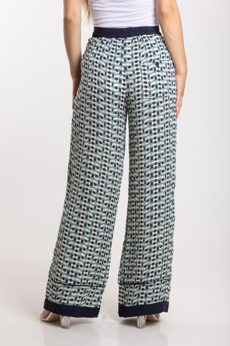 Ženske pantalone Double Viscose