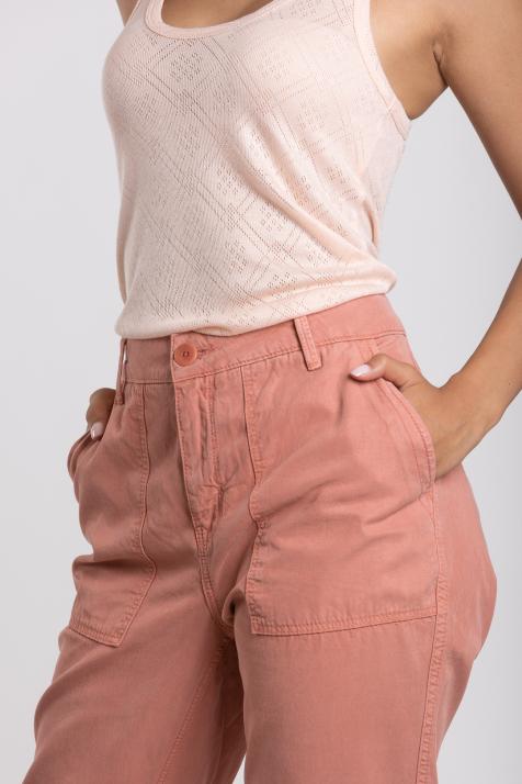 Ženske pantalone Twill Cotton