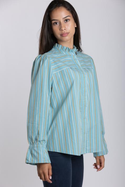 Ženska bluza Frock Poplin