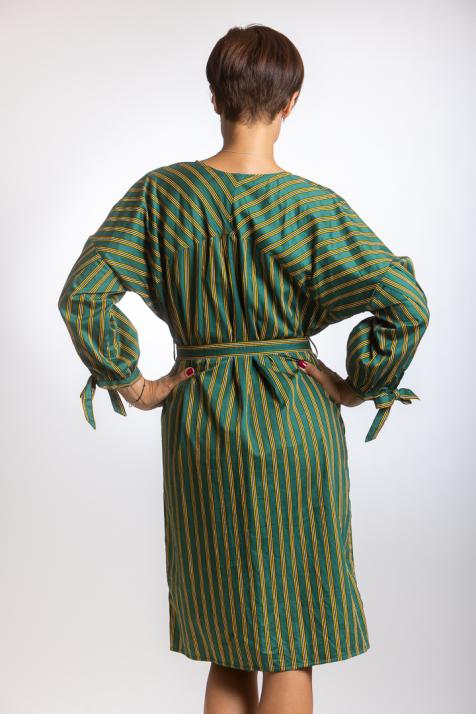 Ženska haljina  Cotton Satin