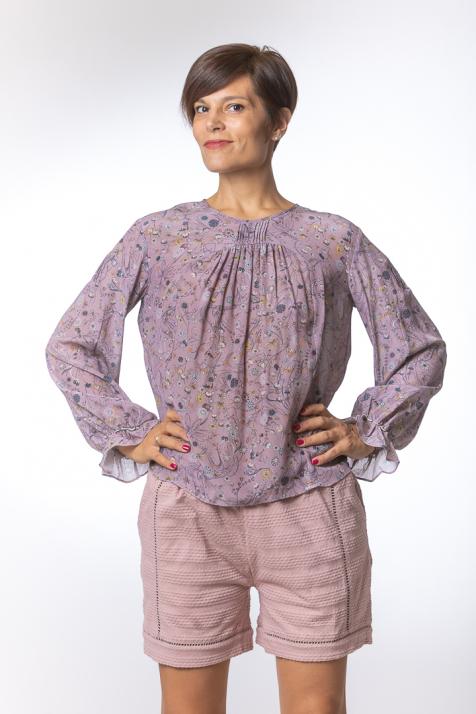 Ženska bluza Otn silk de chine
