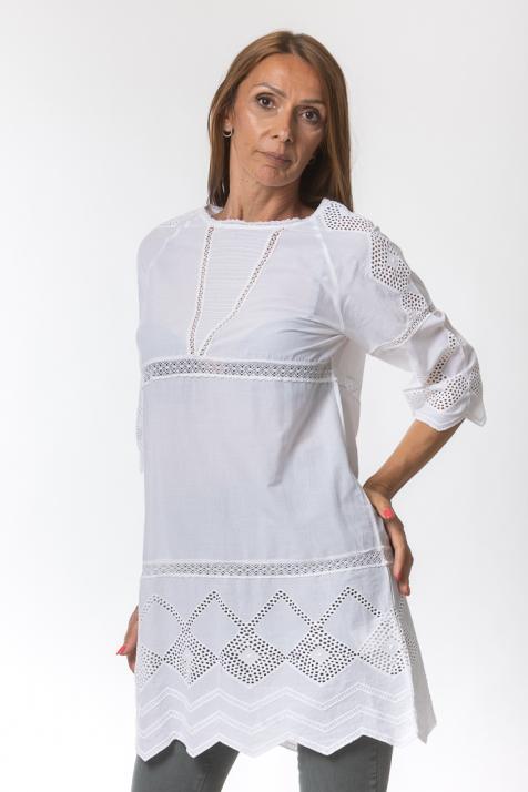 Ženska haljina/tunika Vintage anglaise