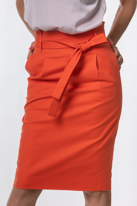 Ženska suknja Skirt below knee