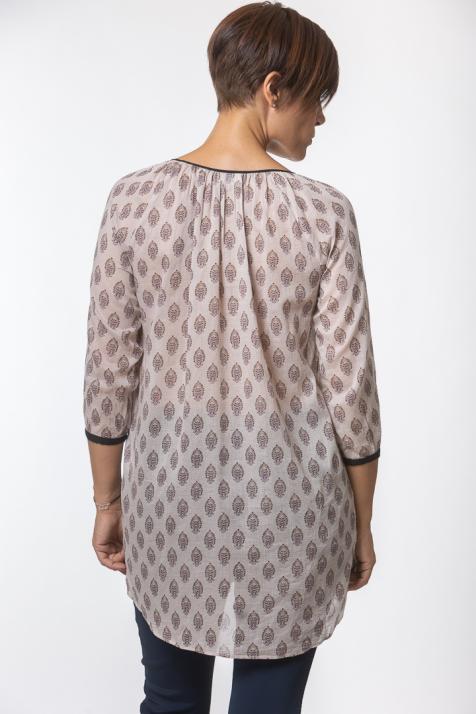 Ženska bluza Tunic 3/4 Sleeve