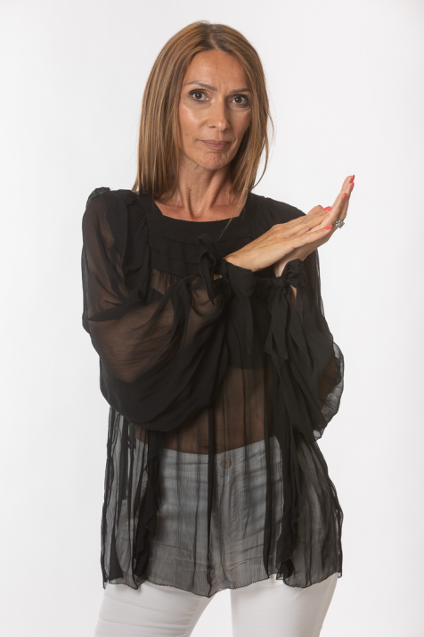 Ženska bluza Blouse long sleeve