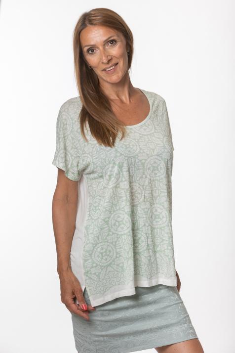 Ženska majica T-shirt short sleeve