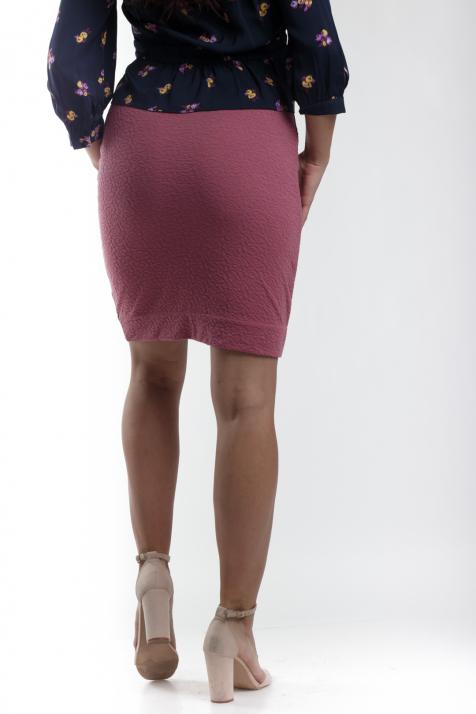 Ženska suknja Structure Jersey