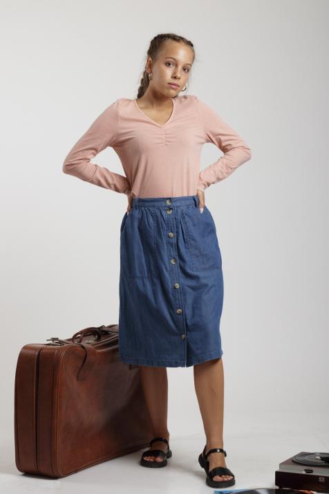 Ženska bluza ES606