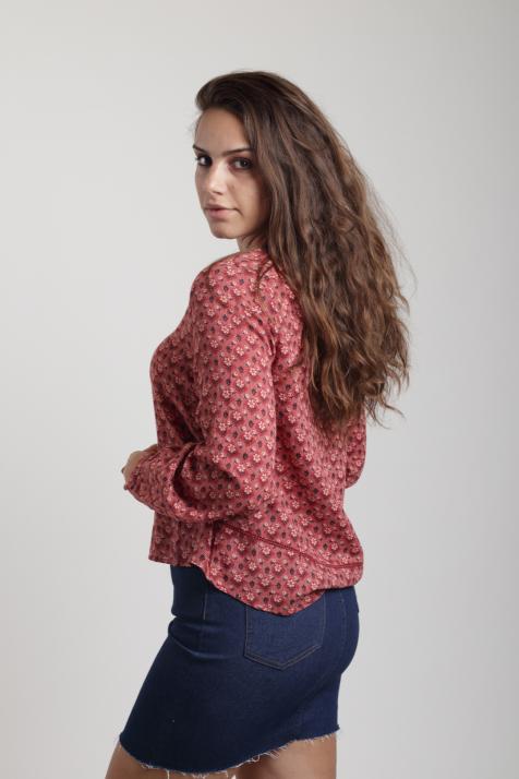 Ženska bluza BK250