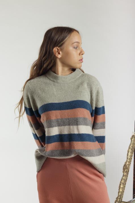 Ženski džemper KM205
