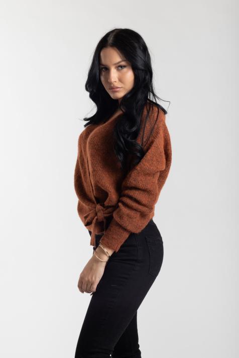 Ženski džemper Unico Wrap